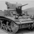 M3A1 Stuart - Tarawa 1943