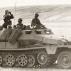 Sd. Kfz. 251/1 Ausf. C - fronte orientale inverno 1941-42