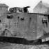 Sturmpanzerwagen A7V - Francia 1918