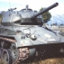 M24 Chaffee dell'Esercito Italiano