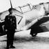 Messerschmitt Bf.109E-4 della Stab/JG 53 nel settembre 1940