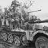 Sd.Kfz. 10/5 fronte orientale russo nel 1943
