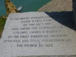 Point du Hoc - Omaha Beach