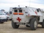 Ambulanza Francese VAB nel 2006_1