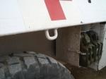 Ambulanza Francese VAB nel 2006_24