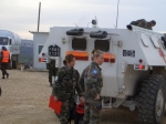 Ambulanza Francese VAB nel 2006_3