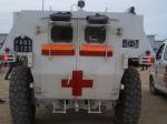 Ambulanza Francese VAB nel 2006_4
