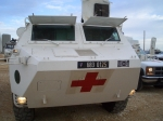 Ambulanza Francese VAB nel 2006_7