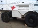 VAB Ambulanza Francese - Libano 2007