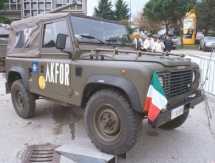 Land Rover 90 Defender - Esercito Italiano