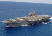 USS Kitty Hawk (CV-63) della U.S. Navy