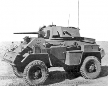 Humber Mk.II - Africa Settentrionale