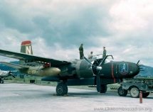 Douglas A-26B Invader - Korea War