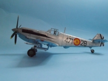 "Hispano HA-1112 ""Buchon"" - Academy - 1/48"